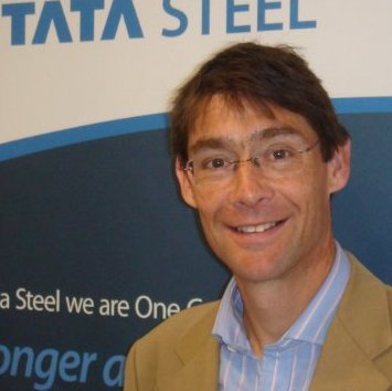 David Benton, Product Marketing Manager Rail Sector – Tata Steel