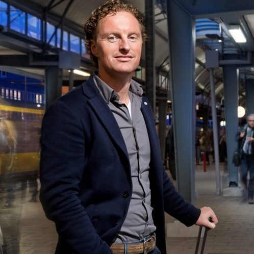 Lex van der Poel, Director and co-founder of Dual Inventive